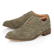 Tambridge Lace Up Casual Brogues