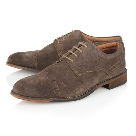 Lotus Telford Lace Up Casual Oxford Shoes