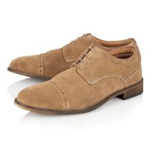 Telford Lace Up Casual Oxford Shoes