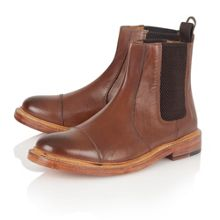 Lotus Lexton Slip On Casual Chelsea Boots