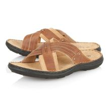 Harlech Slip On Casual Sandals