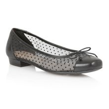 Damsel flat shoes