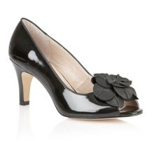 Belinda peep toe shoes