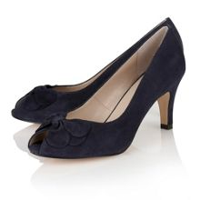 Elvira peep toe shoes