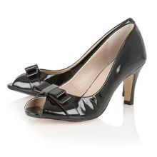 Roseanne peep toe shoes