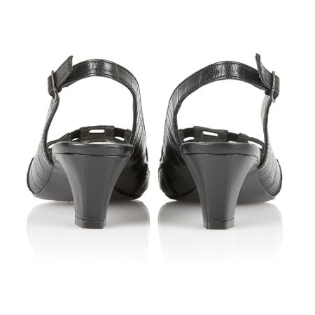 Lotus Zabry open toe shoes
