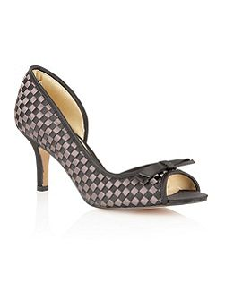 Berenice peep toe shoes