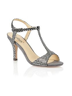Julieanna open toe shoes