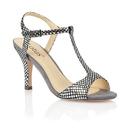 Lotus Julieanna open toe shoes