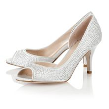Soire open toe shoes