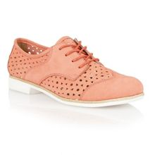 Audrey lace-up shoes