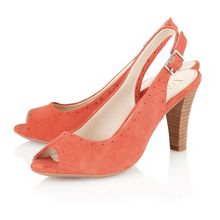 Faith peep toe shoes
