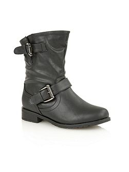 Barberry ankle boots