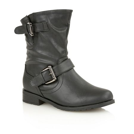 Lotus Barberry ankle boots