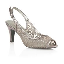 Lotus Isabelle peep toe shoes
