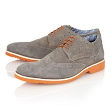 Lotus Deacon Lace Up Casual Brogues