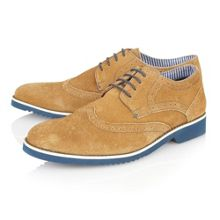 Deacon Lace Up Casual Brogues
