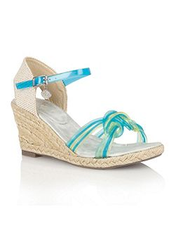 Sancho wedge sandals