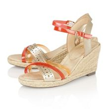 Lotus Arashi wedge sandals
