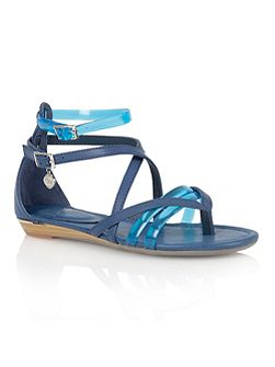 Zanzi toe post sandals