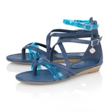 Lotus Zanzi toe post sandals