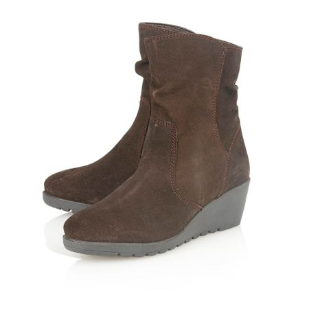 Lotus Taxus ankle boots