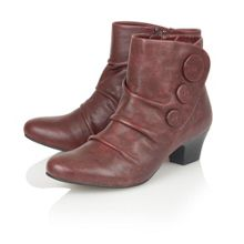 Lotus Brisk ankle boots