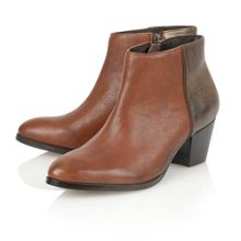 Curran ankle boots