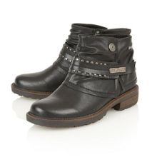 Lotus Mena ankle boots