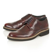 Fletcher Lace Up Shoes