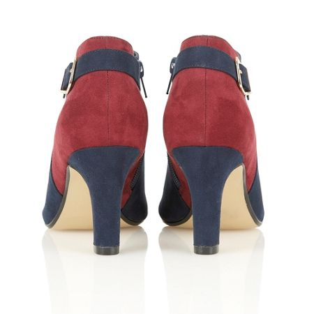 Lotus Caera court shoes