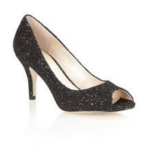 Eva peep toe shoes