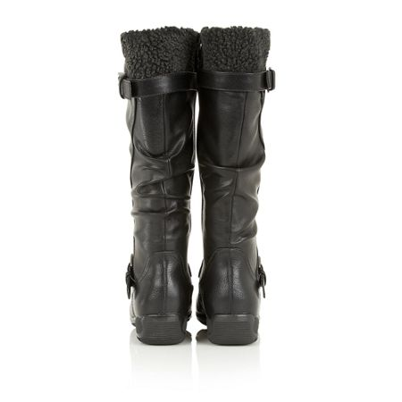 Lotus Calista calf boots