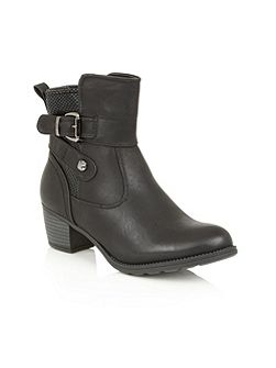 Carroll ankle boots
