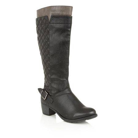 Lotus Chancellor knee high boots