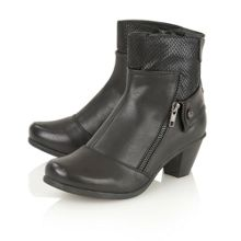Sherman ankle boots
