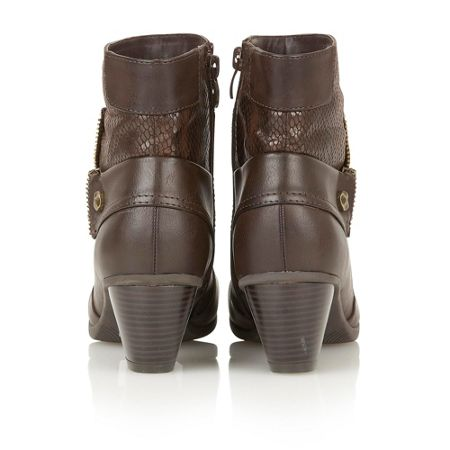 Lotus Sherman ankle boots