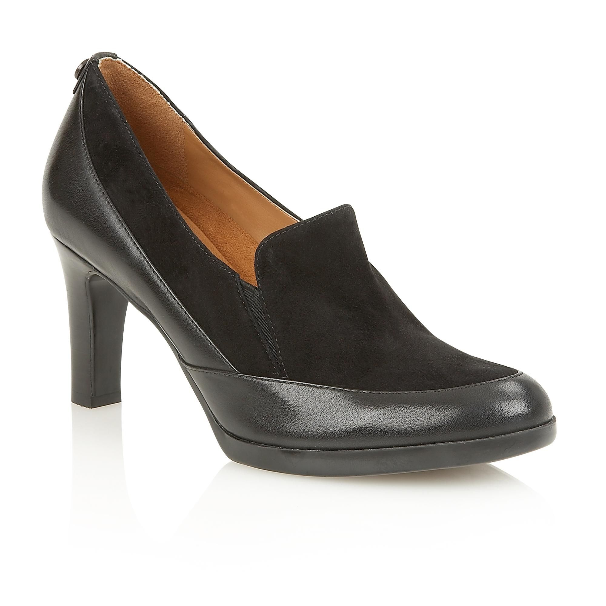 Naturalizer Naturalizer Angie court shoes, Brown