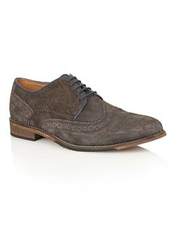 Anton lace up shoes