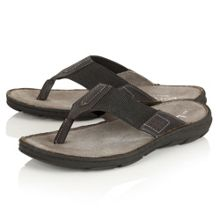 Lotus Sebastian toe post sandals