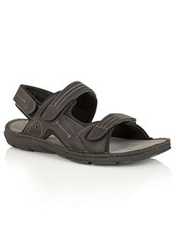 Kennedy rip tape sandals