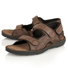 Lotus Kennedy rip tape sandals