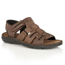 Lotus Hugh rip tape sandals