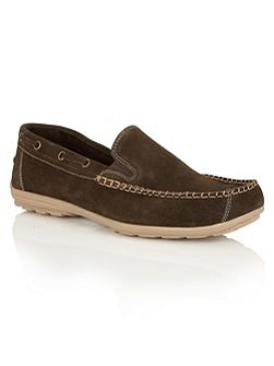 Colby slip on loafers
