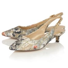 Lotus Hallmark Cass sling back courts