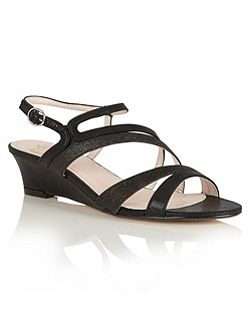 Hallmark Hazeline wedge sandals