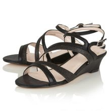 Lotus Hallmark Hazeline wedge sandals