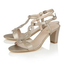 Lotus Noa open toe t-bar sandals