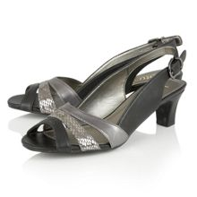 Lotus Valeria open toe sandals