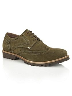 Evan casual brogues